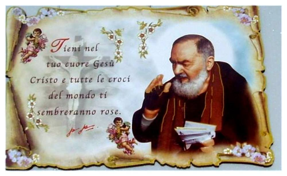 Preghiera Potente Per Ottenere Una Grazia Da Padre Pio Il Mattino